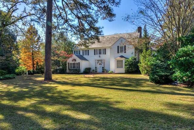 522 Coker Springs, AIKEN, SC 29801 (MLS #101391) :: Shannon Rollings Real Estate