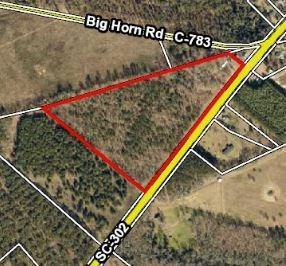 5801 Wagener Road, WAGENER, SC 29164 (MLS #101425) :: Shannon Rollings Real Estate