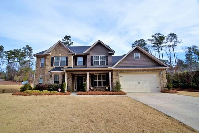 1117 Moultrie Drive, AIKEN, SC 29803 (MLS #101446) :: Shannon Rollings Real Estate