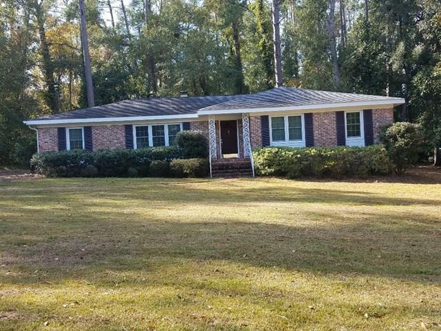 51 Manville, BARNWELL, SC 29812 (MLS #101496) :: Shannon Rollings Real Estate