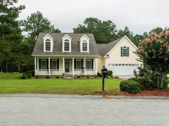 105 Meadow Trace Court, AIKEN, SC 29805 (MLS #101533) :: Shannon Rollings Real Estate