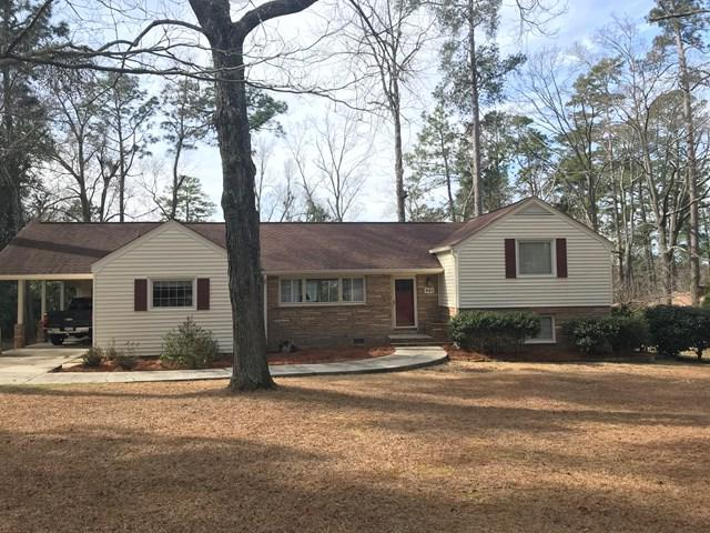 831 Legare Road, AIKEN, SC 29803 (MLS #101590) :: Shannon Rollings Real Estate
