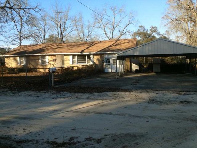 30 Rebecca Street, BARNWELL, SC 29812 (MLS #101601) :: Shannon Rollings Real Estate