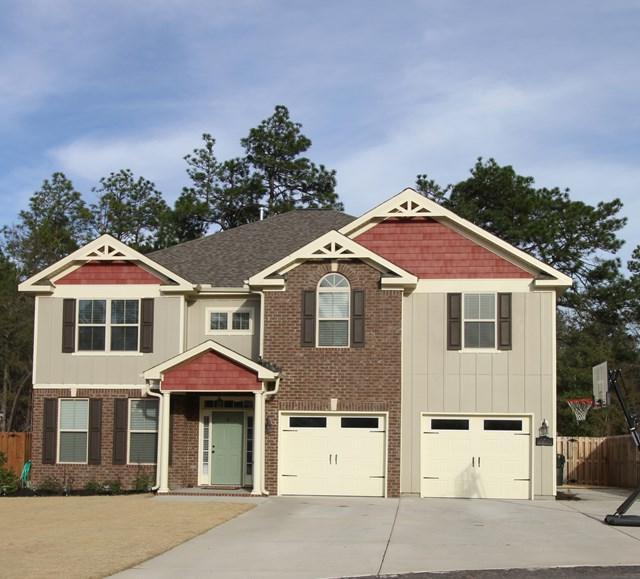 375 Loudoun Dr, AIKEN, SC 29803 (MLS #101607) :: Shannon Rollings Real Estate