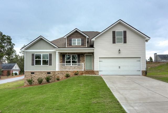 612 Tess Street, GRANITEVILLE, SC 29829 (MLS #101640) :: Shannon Rollings Real Estate