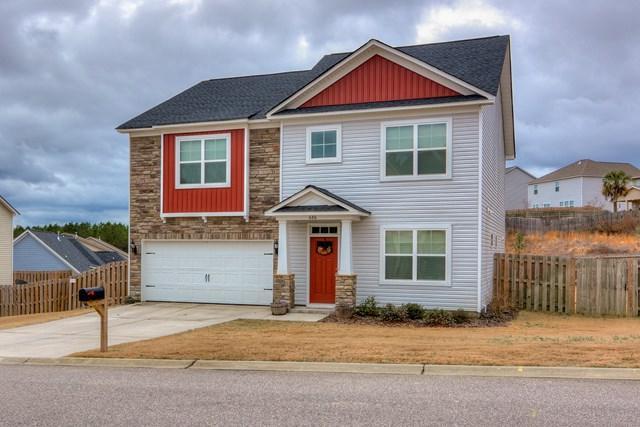 686 Telegraph Dr, AIKEN, SC 29801 (MLS #101646) :: Shannon Rollings Real Estate