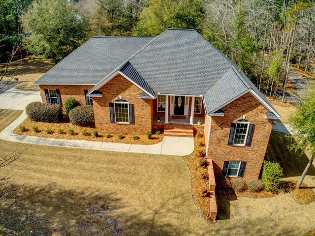 1569 Forest Hill Drive Sw, AIKEN, SC 29801 (MLS #101675) :: Shannon Rollings Real Estate
