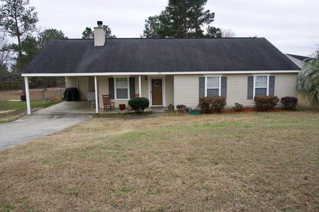 199 Sudlow Ridge Rd, NORTH AUGUSTA, SC 29841 (MLS #101695) :: Shannon Rollings Real Estate