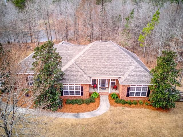 207 Country Club Rd, EDGEFIELD, SC 29824 (MLS #101718) :: Shannon Rollings Real Estate