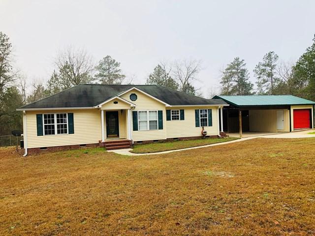 185 Chalk Bed Road, GRANITEVILLE, SC 29829 (MLS #101719) :: Shannon Rollings Real Estate
