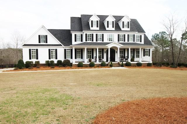 396 Sorrell Red Court, WARRENVILLE, SC 29851 (MLS #101730) :: Shannon Rollings Real Estate