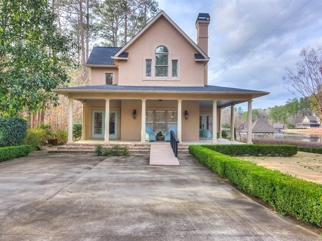 550 Sudlow Lake Road, GRANITEVILLE, SC 29829 (MLS #101731) :: Shannon Rollings Real Estate