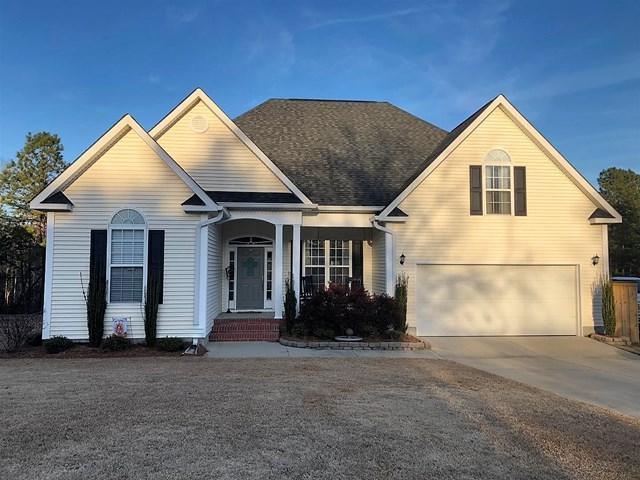349 Birch Wood Ct, WARRENVILLE, SC 29851 (MLS #101739) :: Shannon Rollings Real Estate