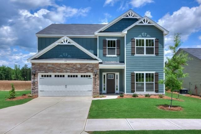 454 Fox Haven, AIKEN, SC 29803 (MLS #101757) :: Shannon Rollings Real Estate