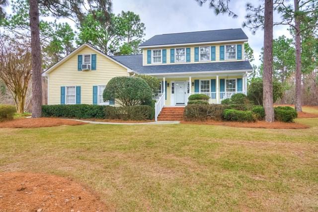 2362 Falcon Hill Dr, AIKEN, SC 29803 (MLS #101768) :: Shannon Rollings Real Estate