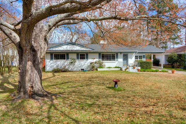 624 Boardman Rd, AIKEN, SC 29803 (MLS #101778) :: Shannon Rollings Real Estate