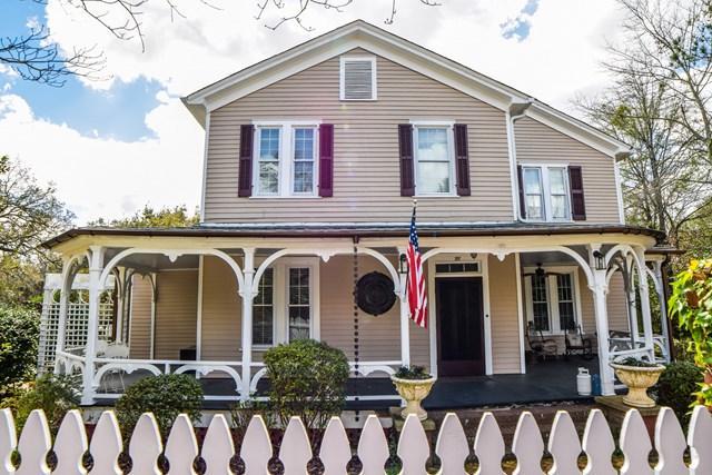 207 Colleton, AIKEN, SC 29801 (MLS #101785) :: Shannon Rollings Real Estate