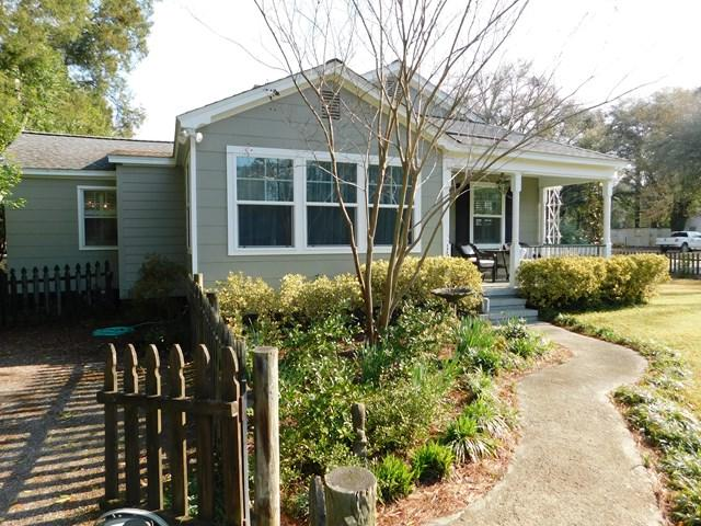 1626 South Boundary Ave, AIKEN, SC 29801 (MLS #101824) :: Shannon Rollings Real Estate