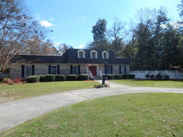 718 Powderhouse Rd., AIKEN, SC 29801 (MLS #101960) :: Venus Morris Griffin | Meybohm Real Estate