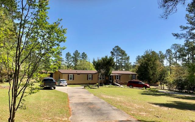 878 Chalk Bed Rd., GRANITEVILLE, SC 29829 (MLS #102447) :: Shannon Rollings Real Estate