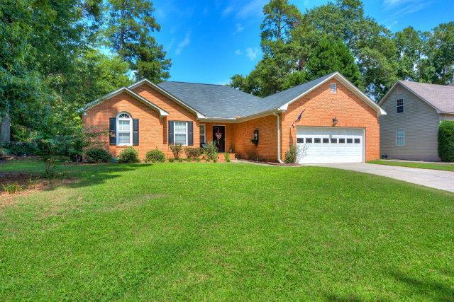 333 St. Julian Place, NORTH AUGUSTA, SC 29860 (MLS #102452) :: Shannon Rollings Real Estate
