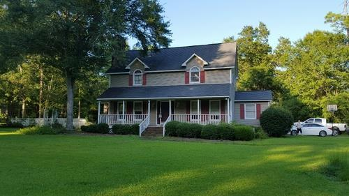 323 Wnnamaker Dr., BARNWELL, SC 29812 (MLS #102493) :: RE/MAX River Realty