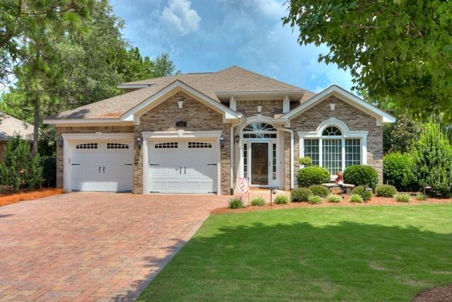 112 Hillhead Ct, AIKEN, SC 29801 (MLS #102792) :: Shannon Rollings Real Estate