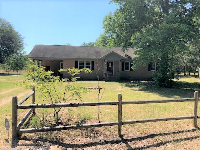 242 Ellzey St, BARNWELL, SC 29812 (MLS #102898) :: Shannon Rollings Real Estate
