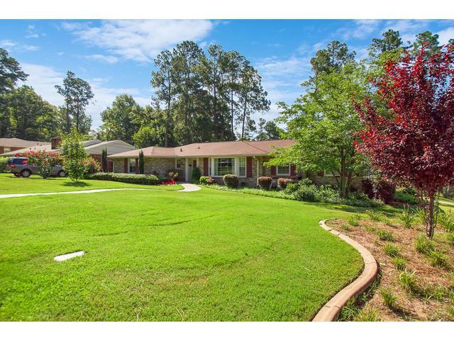 809 Merriwether Dr, NORTH AUGUSTA, SC 29841 (MLS #103509) :: Shannon Rollings Real Estate