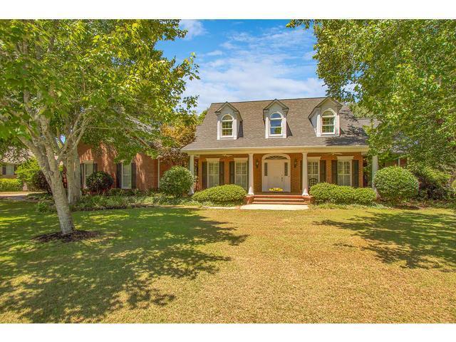1110 Bellreive Drive, AIKEN, SC 29803 (MLS #103550) :: Shannon Rollings Real Estate