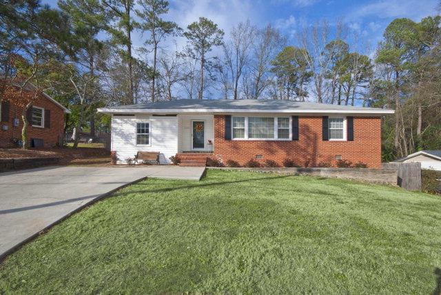 1440 Waccamaw Drive, NORTH AUGUSTA, SC 29841 (MLS #103938) :: Shannon Rollings Real Estate