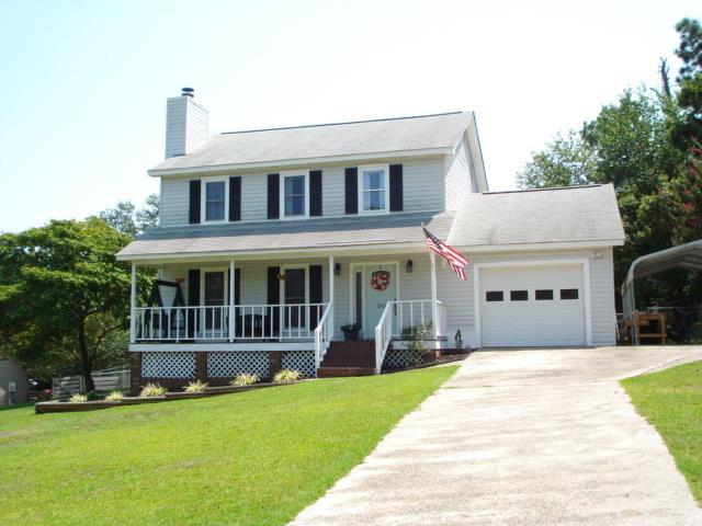 105 Windy Mill Drive, NORTH AUGUSTA, SC 29841 (MLS #103991) :: Shannon Rollings Real Estate
