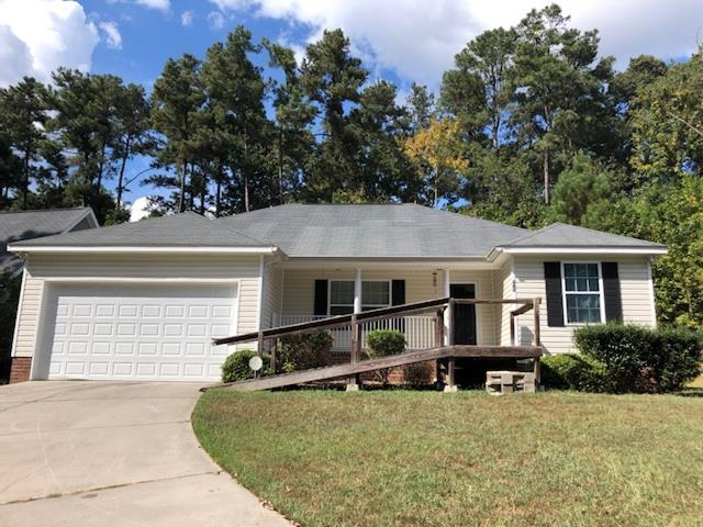 343 Belair Rd, NORTH AUGUSTA, SC 29841 (MLS #104314) :: Shannon Rollings Real Estate