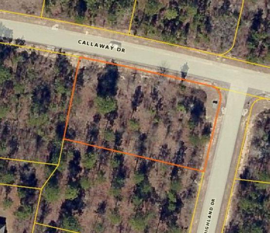 0 Callaway Drive, GRANITEVILLE, SC 29803 (MLS #104412) :: Fabulous Aiken Homes & Lake Murray Premier Properties