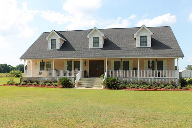 317 Rm Furtick Road, SPRINGFIELD, SC 29146 (MLS #104688) :: Shannon Rollings Real Estate