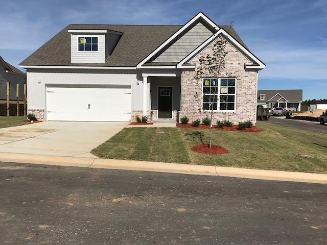 3096 Greymoor Circle, AIKEN, SC 29801 (MLS #104801) :: Shannon Rollings Real Estate