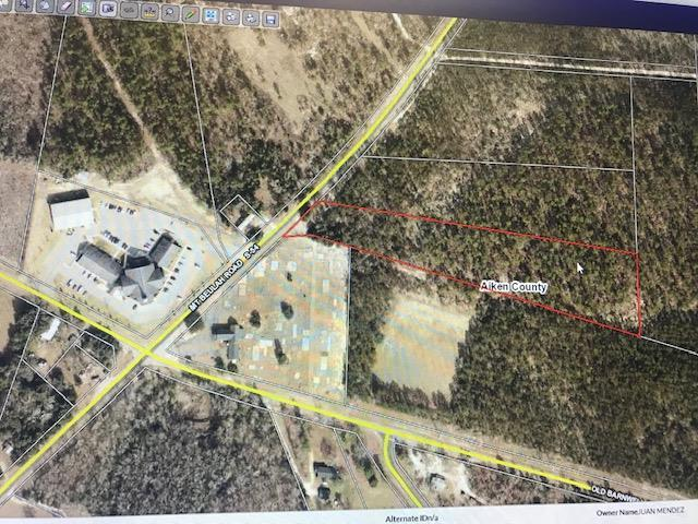 00 Mt. Beulah Rd, WINDSOR, SC 29856 (MLS #104941) :: Greg Oldham Homes