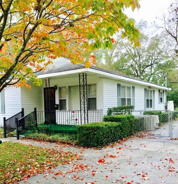 449 Union St, AIKEN, SC 29801 (MLS #104980) :: Venus Morris Griffin | Meybohm Real Estate