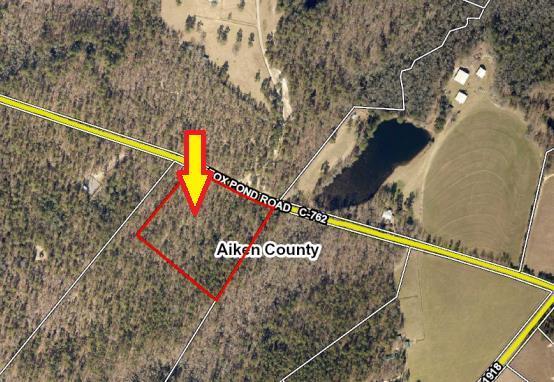 7.23 Fox Pond Rd, AIKEN, SC 29801 (MLS #105153) :: Venus Morris Griffin | Meybohm Real Estate