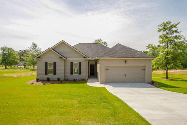 136 Running Creek Drive, NORTH AUGUSTA, SC 29860 (MLS #105224) :: Shannon Rollings Real Estate