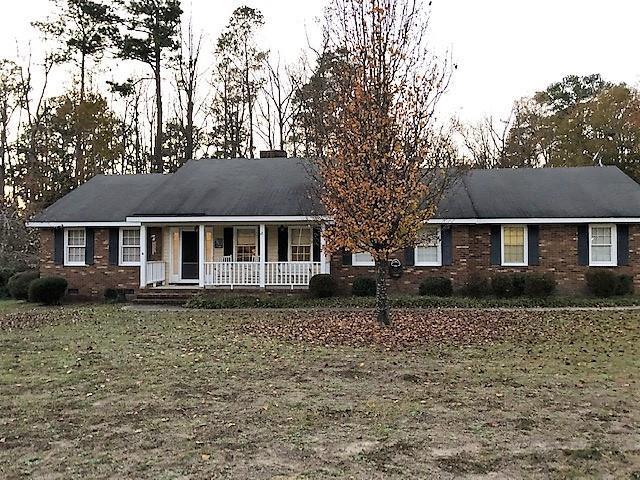 1217 Wire Rd, AIKEN, SC 29805 (MLS #105240) :: Shannon Rollings Real Estate