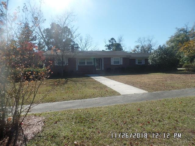 198 Byrnes St, DENMARK, SC 29812 (MLS #105245) :: Shannon Rollings Real Estate