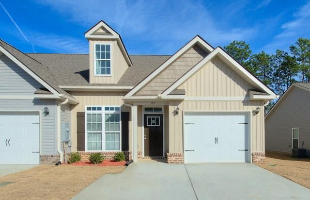 125 Brow Tine Court, AIKEN, SC 29801 (MLS #105281) :: Shannon Rollings Real Estate