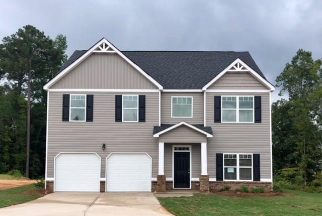 321 Geraniumm Street, GRANITEVILLE, SC 29829 (MLS #106127) :: Shannon Rollings Real Estate