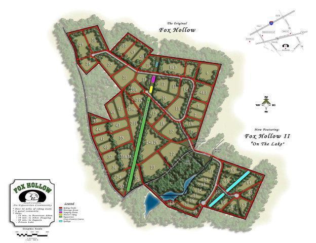 LOT 46 Fox Hollow, BEECH ISLAND, SC 29842 (MLS #106530) :: Meybohm Real Estate