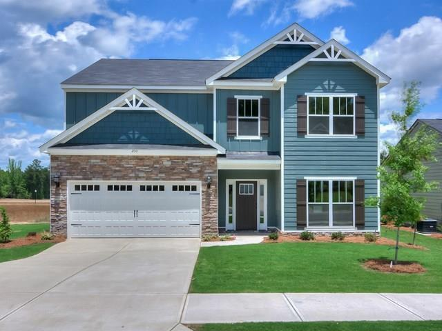 1036 Gregory Landing Drive, NORTH AUGUSTA, SC 29860 (MLS #106547) :: Venus Morris Griffin | Meybohm Real Estate