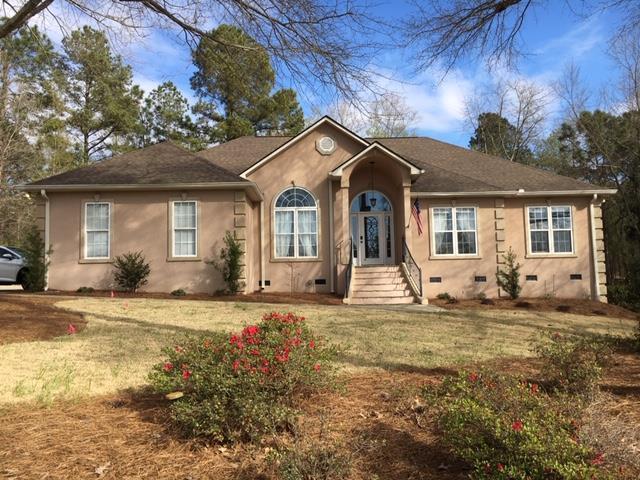 161 Tall Pine Drive, AIKEN, SC 29803 (MLS #106903) :: Meybohm Real Estate