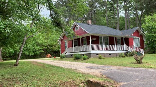 415 Mims, EDGEFIELD, SC 29824 (MLS #106937) :: Meybohm Real Estate