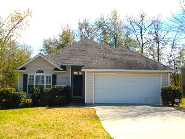 69 Granger Dr, AIKEN, SC 29803 (MLS #107118) :: Shannon Rollings Real Estate