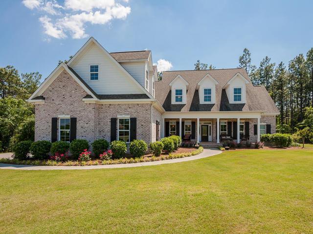 7095 Hidden Field Ct, AIKEN, SC 29803 (MLS #107210) :: Fabulous Aiken Homes & Lake Murray Premier Properties